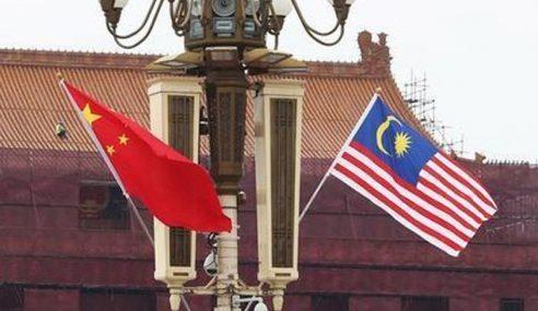 China Tuduh Malaysia Langgar Hak Di Laut China Selatan