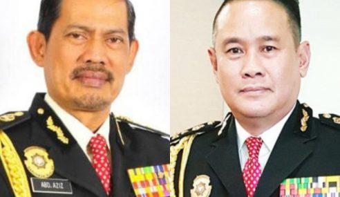 SPRM Umum 2 Pelantikan Pegawai Kanan Baharu