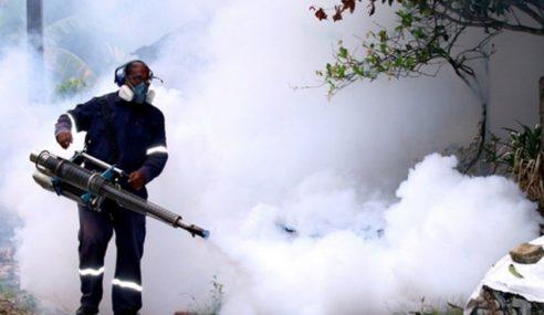 Isu Denda RM500 Biak Aedes Hampir Kecohkan Dewan