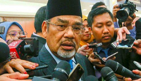 Tajuddin Dirujuk Ke Jawatankuasa Hak Dan Kebebasan Parlimen