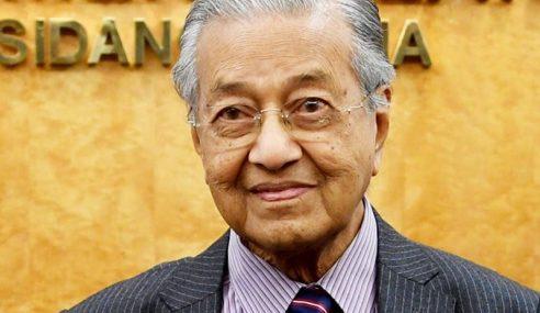"""Mahu Lihat Saya Jadi PM Di Usia 100 Tahun?"" – Mahathir"
