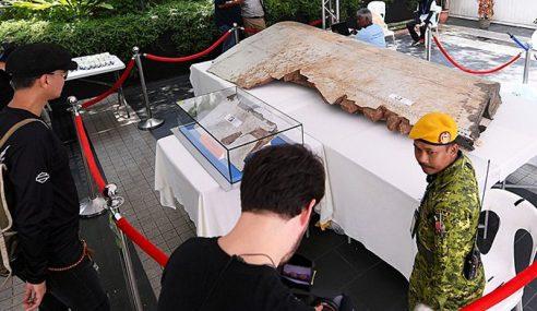 Juruterbang MH370 Beri Isyarat Lokasi Pesawat Dalam Foto