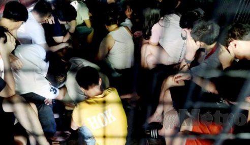 Dakwa 51 'Scammer' Warga China, 22 Saja Mengaku Salah