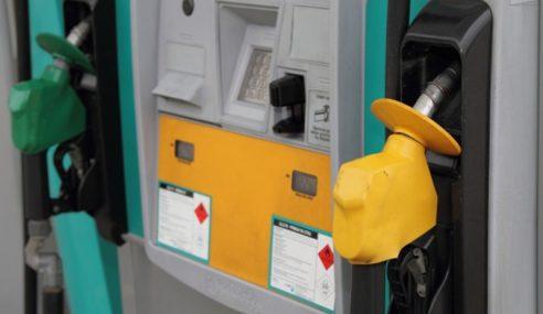 Petronas Mula Jual Petrol RON95 Euro 4M