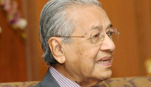 Mahathir Mahu Sabah, Sarawak Pertimbang Miliki Saham Petronas