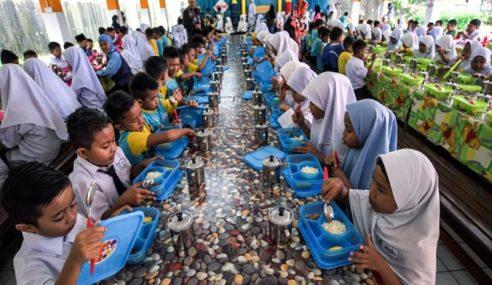 37,000 Murid Nikmati Program Sarapan Pagi Bermula 20 Januari