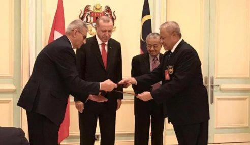 Kilang Senjata Api Pertama Di Malaysia Dengan Kerjasama Turki