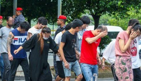 Sindiket Penipuan: 152 Warga China Mengaku Salah