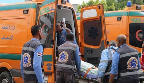 5 Warga Malaysia Kemalangan Di Mesir Stabil