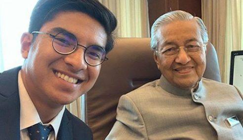 Mahathir Setuju Tangguh Mansuh Elaun Kritikal – Syed Saddiq