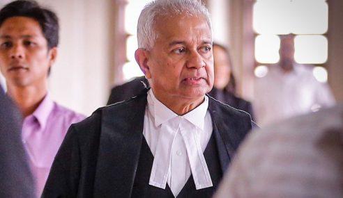 Tommy Thomas Letak Jawatan Kerana Mahathir