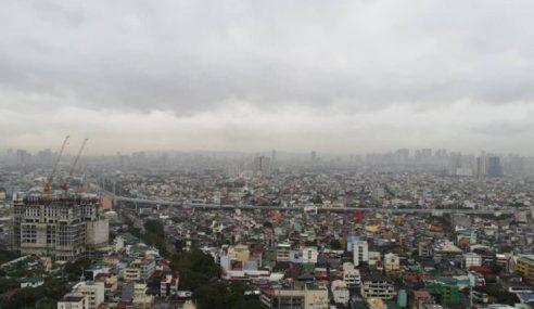 Filipina Tunda Banyak Acara Elak Taufan Kammuri