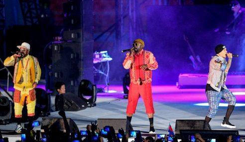 Black Eyed Peas Meriahkan Majlis Penutup Sukan SEA