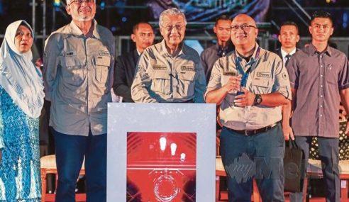 Buka Kapsul 25 Tahun