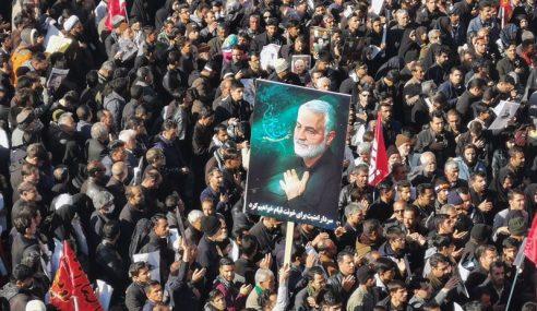 Iran Isytihar 3 Januari Hari Penentangan Antarabangsa
