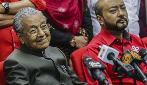 Hak Mahathir Lantik Menteri Pendidikan Baharu – Mukhriz