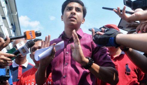Saksi, Syed Saddiq Nafi Ikut Laluan Parti Pembangkang