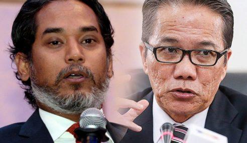 Vui Keong Nafi Dakwaan Khairy Mengenai Pindaan Perlembagaan