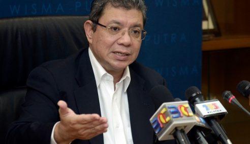 Peralihan Kuasa PM Selepas APEC 2020 – Saifuddin