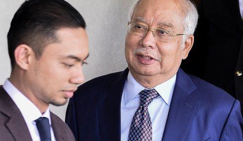 Mahkamah Batal Saman Ahli Perniagaan Terhadap Najib