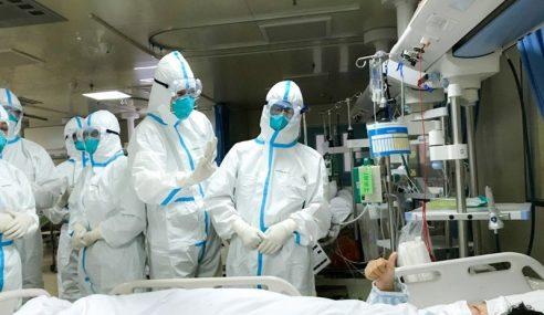 Jangkitan Koronavirus Lebih Tinggi Daripada SARS
