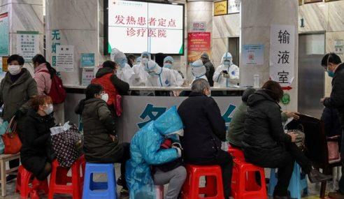Coronavirus: Doktor Di Hospital Hubei Maut