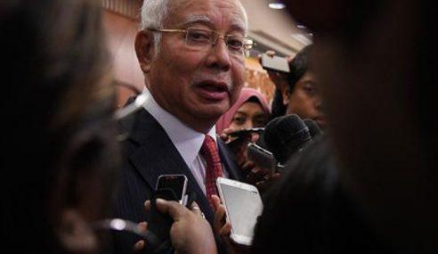 Najib Persoal Tiada Tindakan Berhubung RCI Forex