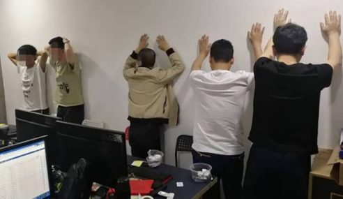 23 Warga China Sindiket Tipu Dalam Talian Dicekup