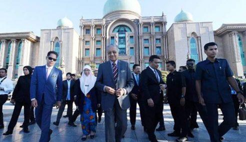 Banyak Perkara Dalam Wawasan 2020 Dicapai – Mahathir