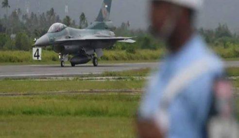 Indonesia Kerah Kapal Perang, Jet Pejuang Ke Natuna