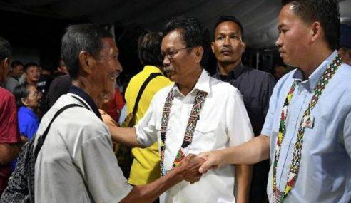Shafie Bidas Himpunan Bantah PSS 15 Januari Ini