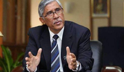 Abu Kassim Serah Dokumen Siasatan 1MDB Kepada AS