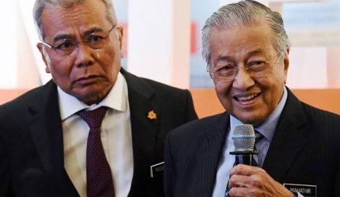 Kerajaan Mansuhkan Saham Khas GLC Jika Perlu – Mahathir