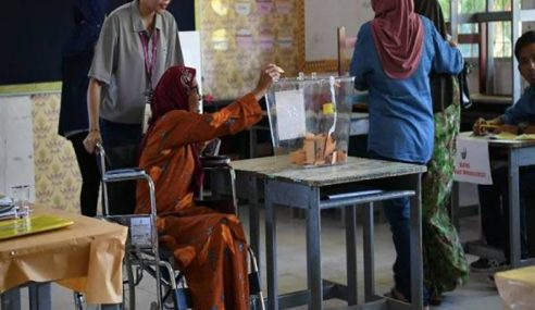 PRK Kimanis: Semua Pusat Mengundi Ditutup 5 Petang