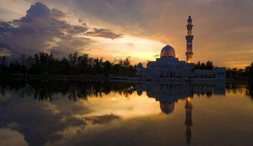 Waktu Solat Subuh Di Terengganu Ditambah 8 Minit