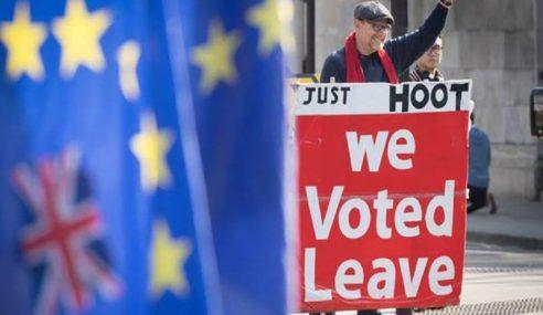Britain Ratifikasi Perjanjian Brexit