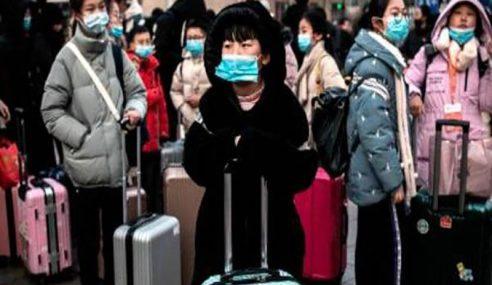 WHO Puji Usaha China Kekang Wabak Virus Korona