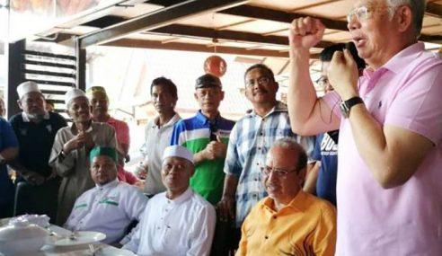 Digelar Pencuri: Rakyat Tahu Menilai – Najib