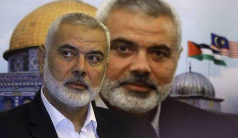 Pemimpin Hamas Tolak Perjanjian Abad Ini