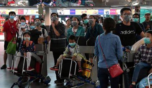 Kerajaan Sekat Sementara Kemasukan Pelawat Wuhan, Hubei