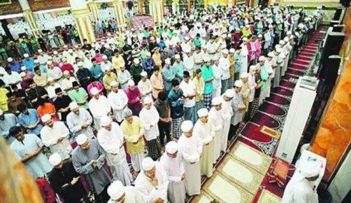 Koronavirus: Agong Titah Semua Masjid Adakan Solat Hajat