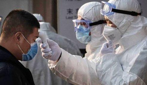 China Catat Lebih 4,500 Kes Coronavirus, 106 Kematian