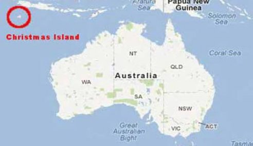 Rakyat Australia Dari Wuhan Dikuarantin Di Pulau Terpencil