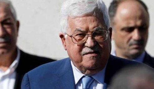 Abbas Sedia Bantah Pelan Damai AS Di Mesyuarat PBB