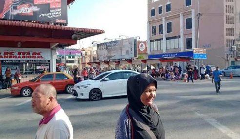 Pemandu Bas Kelantan Mogok Lagi