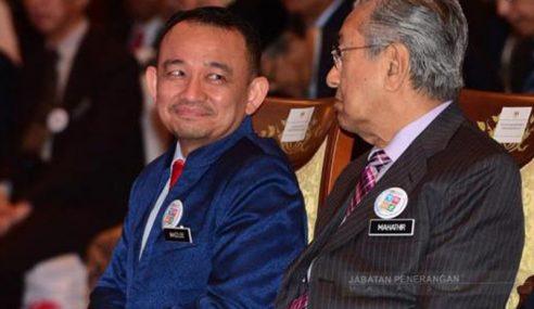 Maszlee Letak Jawatan Bukan Kerana Buat Banyak Salah – Mahathir