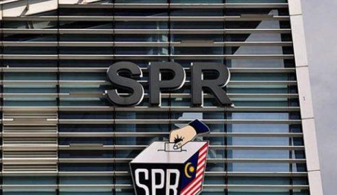 Syor SPR Distruktur Semula Kepada 3 Entiti Bebas