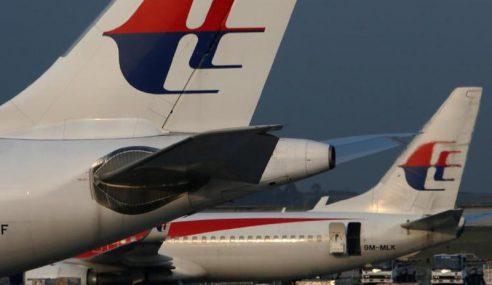 Malaysia Airlines Benarkan Batal Tiket Penerbangan China