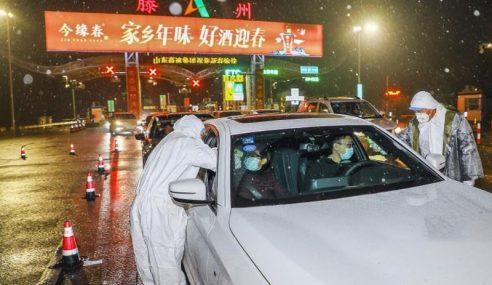 5 Juta Keluar Wuhan Sebelum Arahan Berkurung