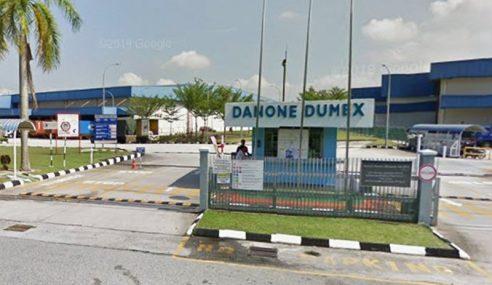 Kilang Danone Dumex Pindah Operasi, 165 Pekerja Diberhenti